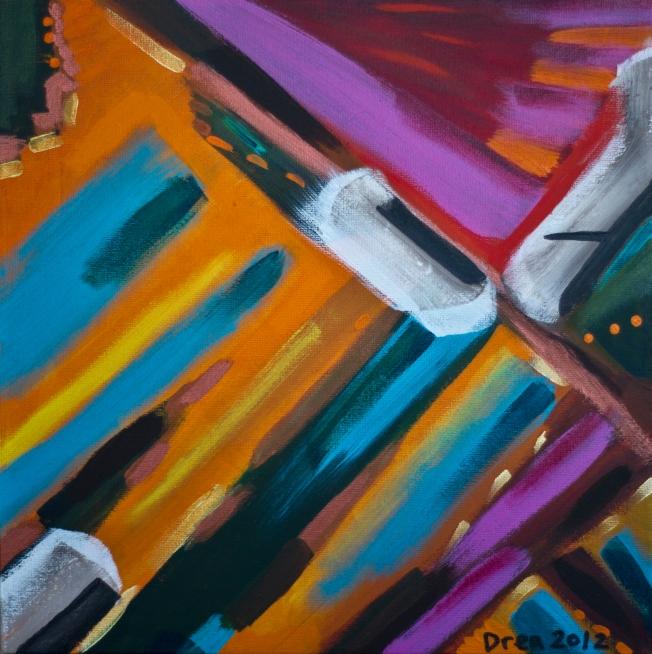 Momentum 2012 by Drea