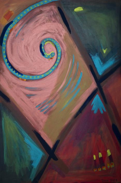 Spiral 2012 by Drea