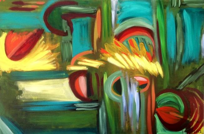 Daydream 2012 by Drea http://dreajensengallery.artistwebsites.com/featured/daydream-2012-drea-jensen.htm