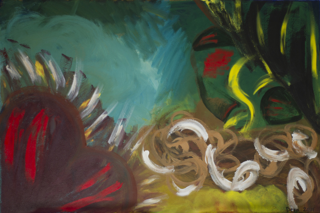 Veracity 2011 by Drea http://dreajensengallery.artistwebsites.com/featured/veracity-2011-drea-jensen.html