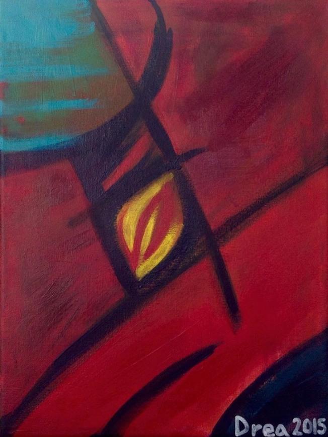 Darkness and Light 2015 by Drea http://dreajensengallery.artistwebsites.com/featured/darkness-and-light-2015-drea-jensen.html